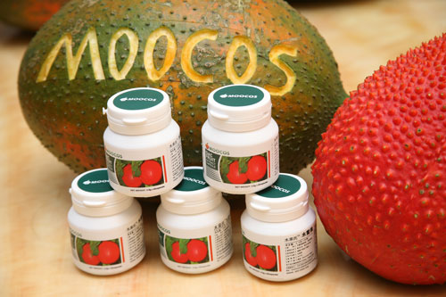 gac fruit oil capsules moocos
