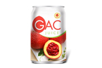 Gac fruit fuice is product of Moocos company